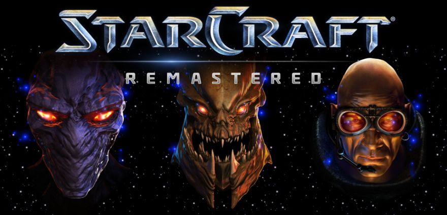 Starcraft is getting remastered!