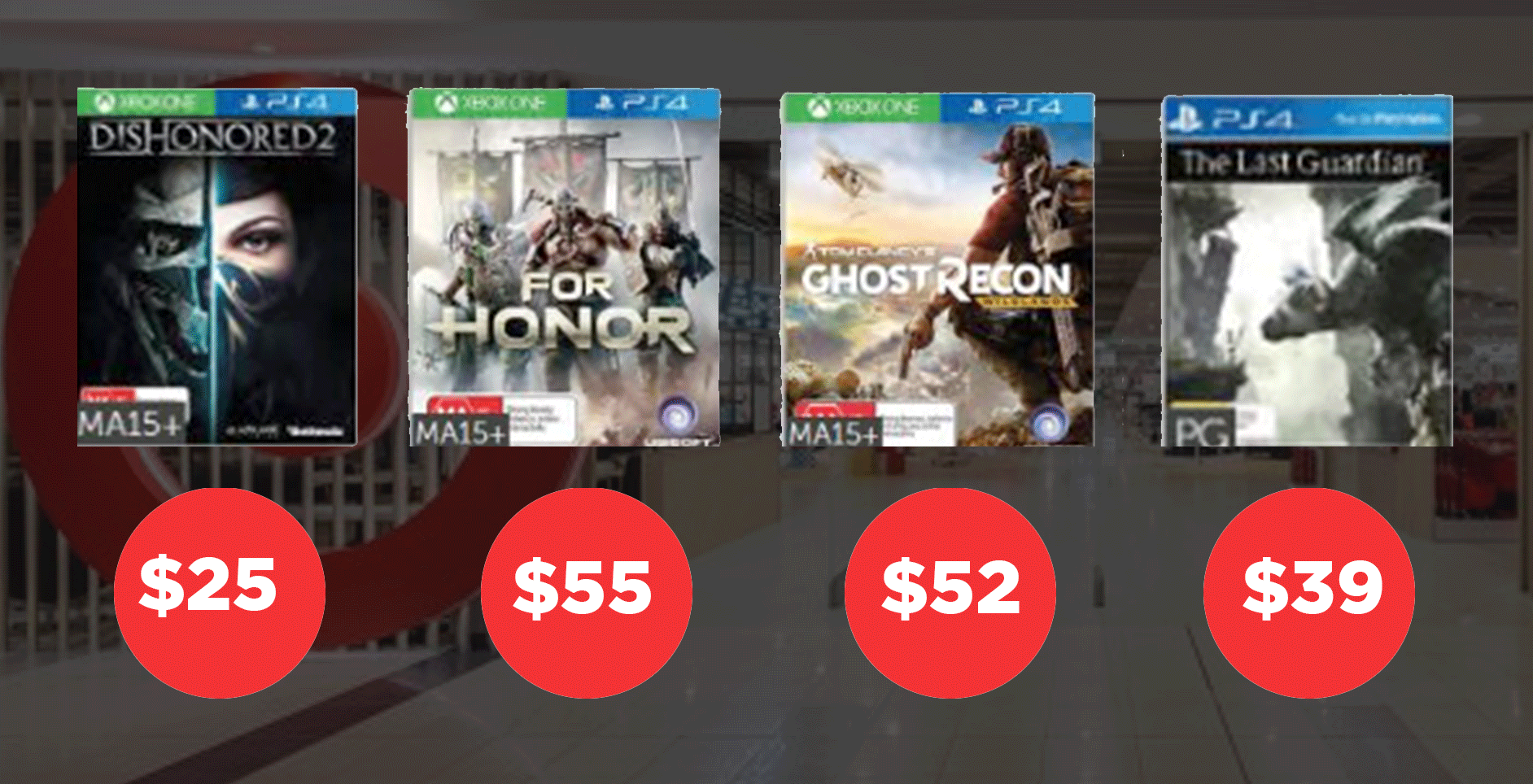 Target is gearing up for another epic gaming price war!