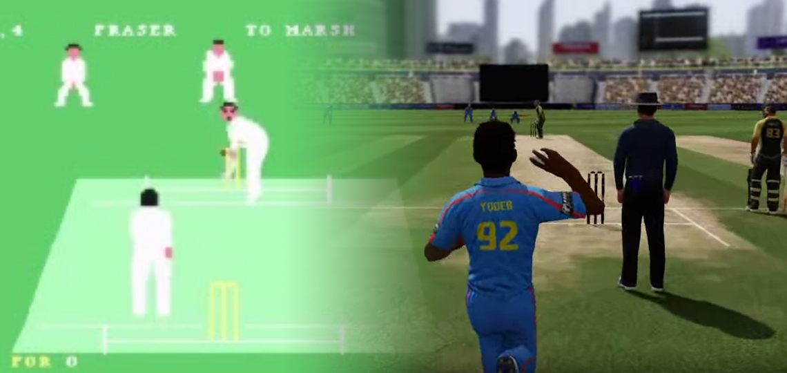 Where's My Decent Bloody Cricket Game?