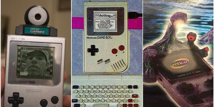 This list isn't even HALF OF the amount of Game Boy accessories you could own!