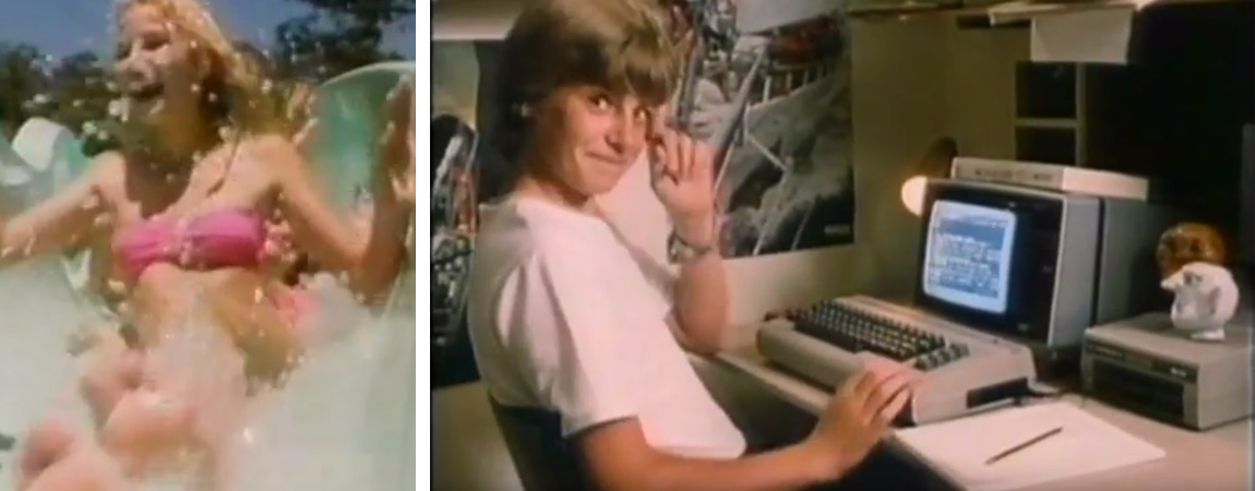 There's One Slight Problem With This Awesomely Retro Commodore 64 Ad