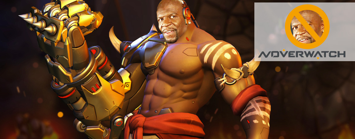 Opinion: Blizzard made the right call not casting Terry Crews to play Doomfist.