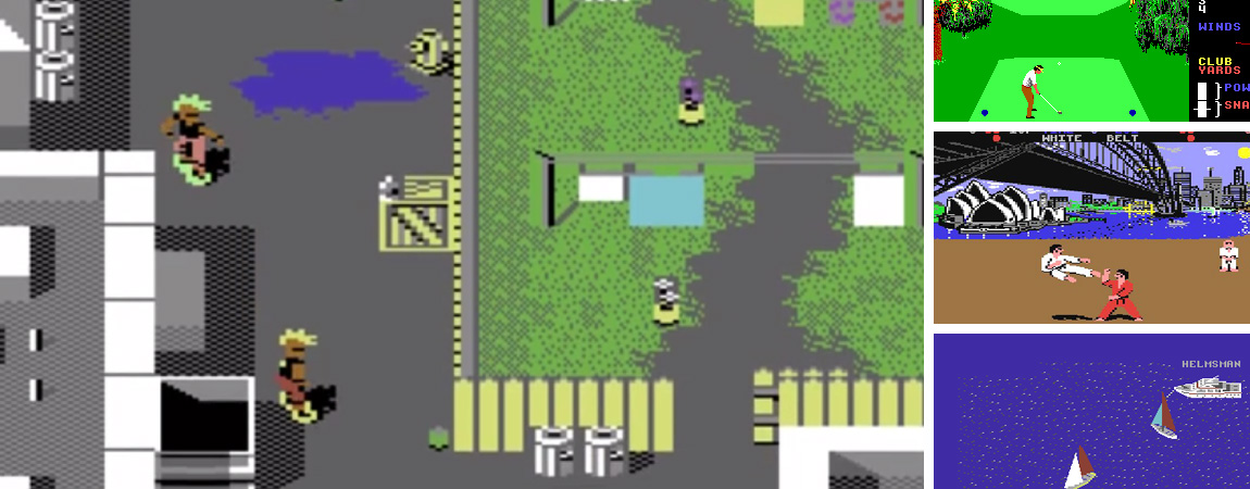 The Commodore 64 Was The Champion Of Obscure Sports