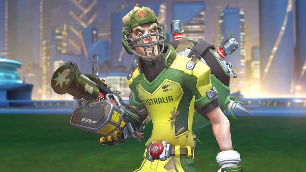 The Australian Cricket Team Just Signed Junkrat!