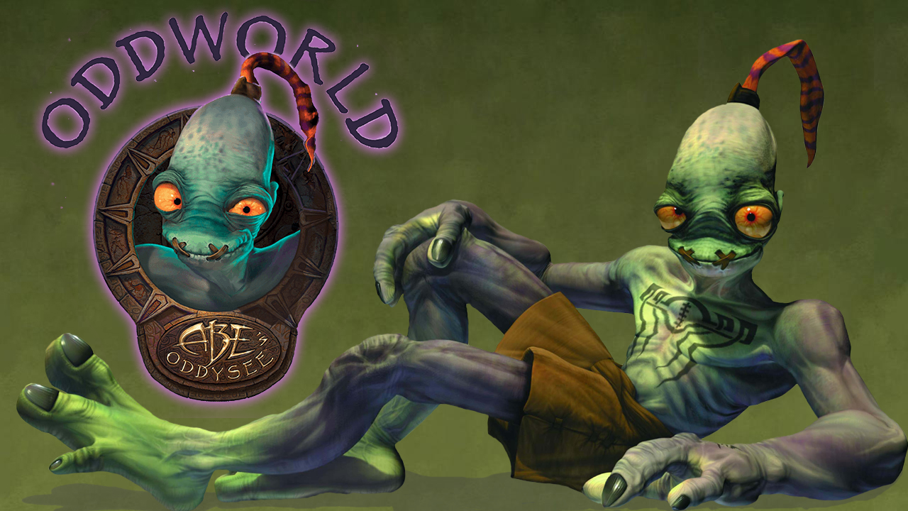 Oddworld: Abe's Oddysee is FREE right now!