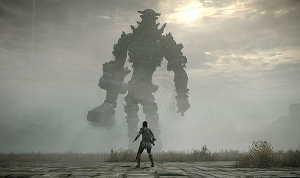 Curulli's Review: Shadow of the Colossus PS4