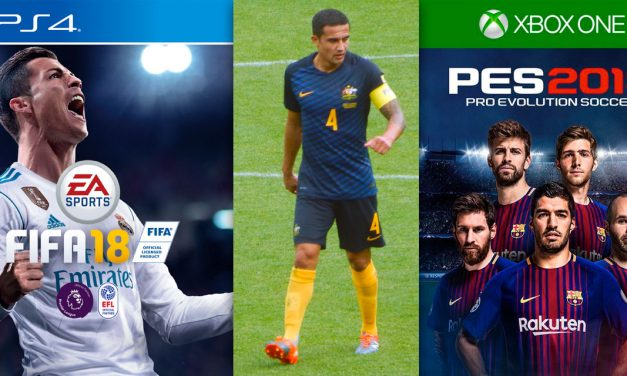 Hey EA And Konami… Take Note Of The Socceroos!!!!