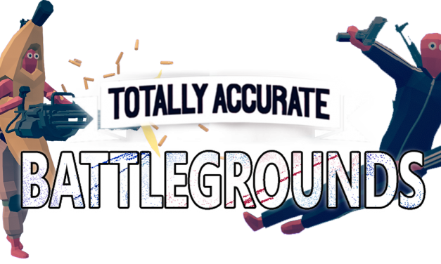 Totally Accurate Battlegrounds: Taking the Battle Royale piss!