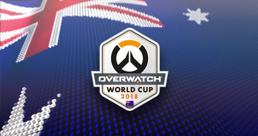 Get to know your Australian Overwatch World Cup Team 2018