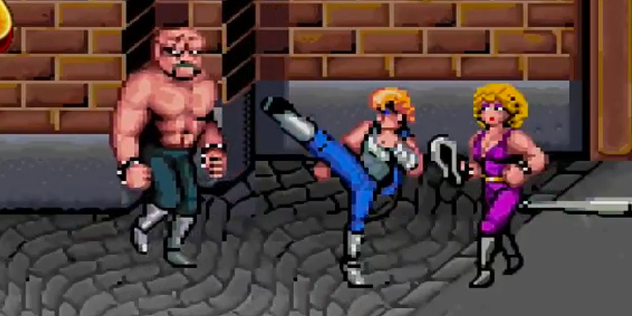 Retro Rocks Review: Double Dragon