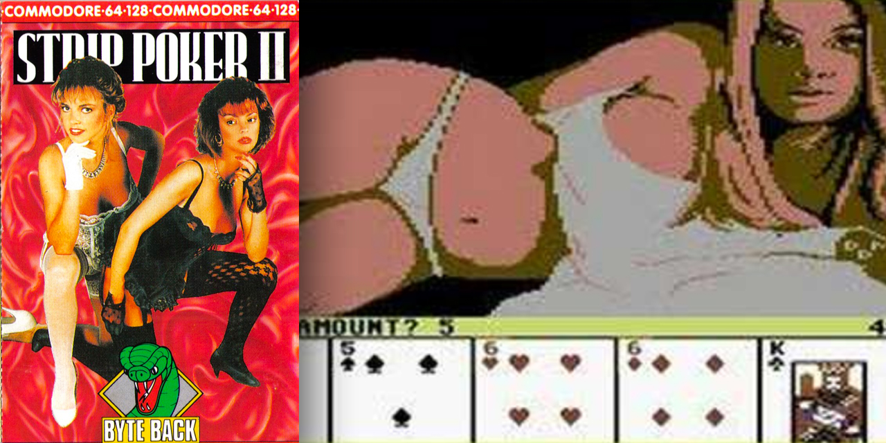 Retro Rocks Review: Strip Poker