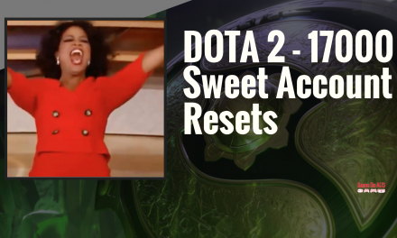 DOTA 2 – 17000 accounts were reset for abusing matchmaking