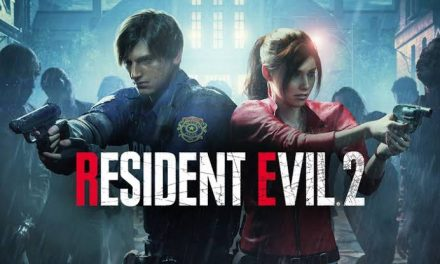 First Play: Resident Evil 2