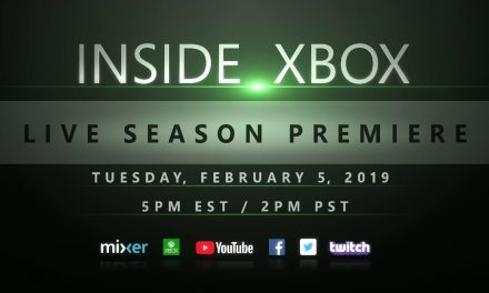 Inside Xbox Returns This Week