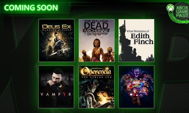 Xbox Game Pass March Extras