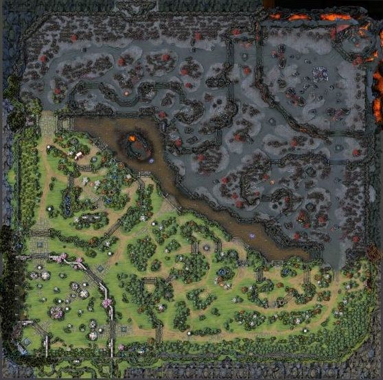 Lamotte's Review: Dota 2 - Game On AUS