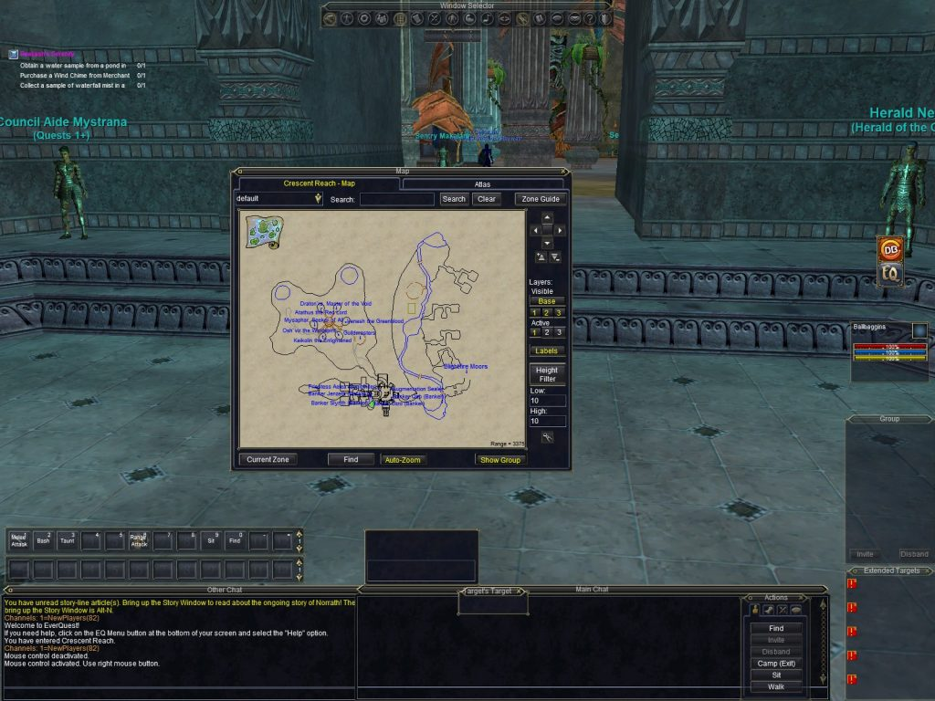MMORPG Memory Lane Part 2 - EverQuest - Game On AUS