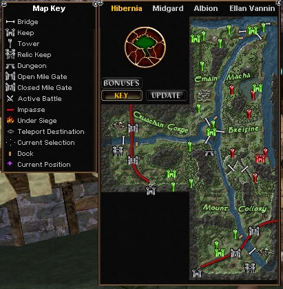 MMORPG Memory Lane Part 5 - Dark Age of Camelot - Game On AUS