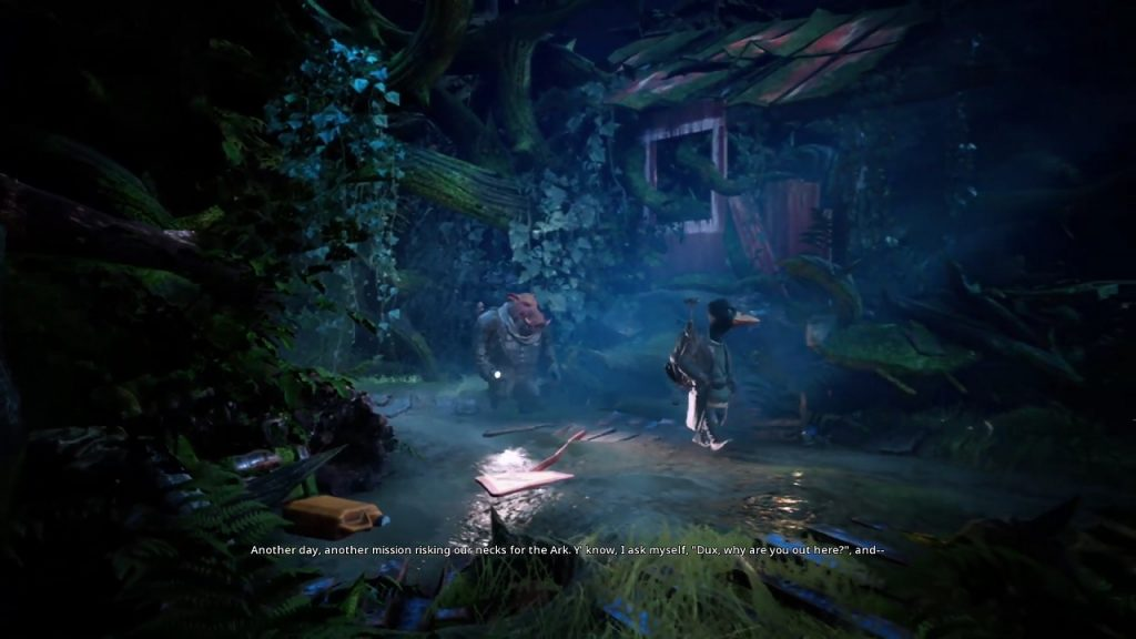 Mutant Year Zero: Road to Eden Review - Game On AUS