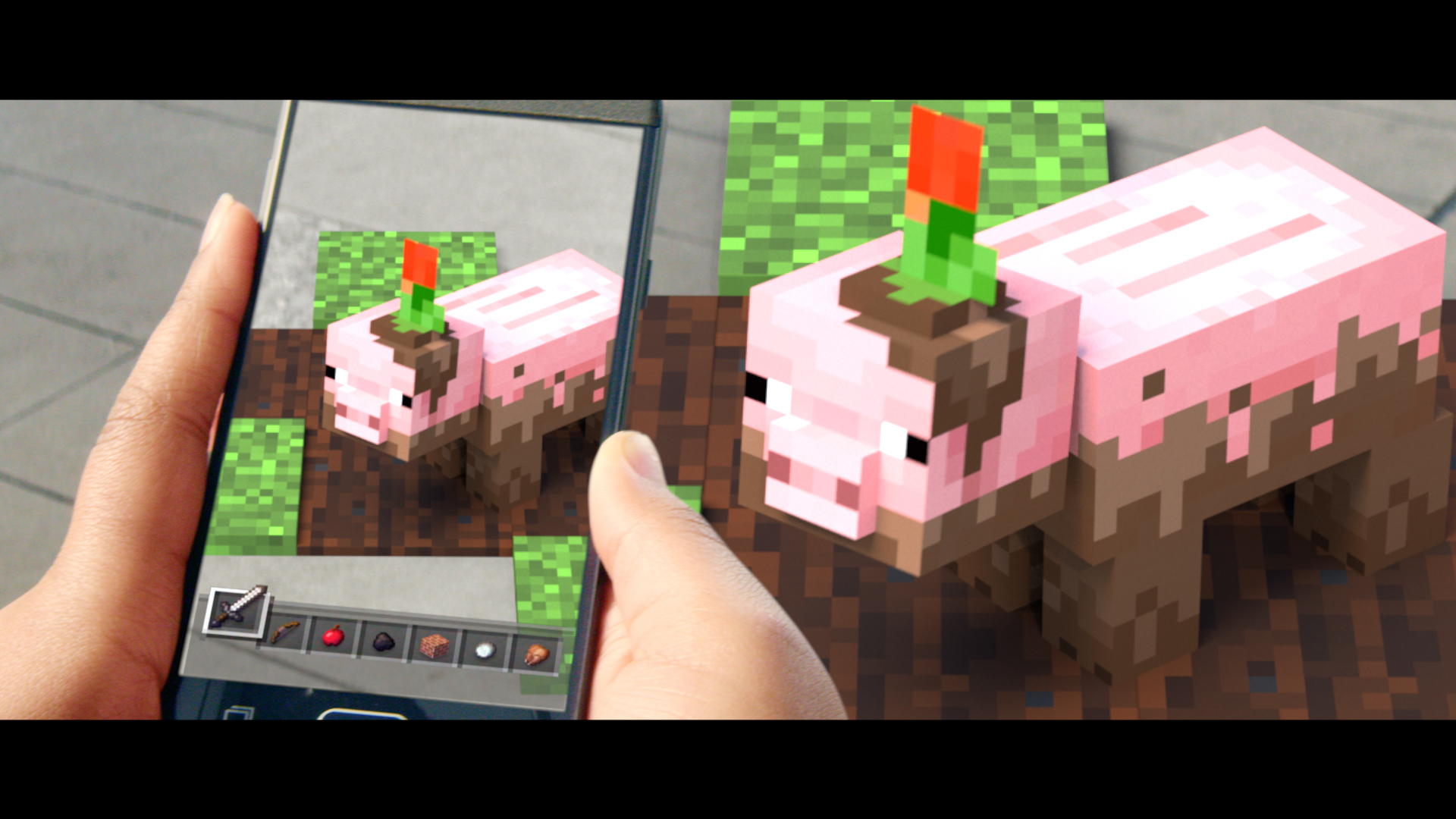 Minecraft Celebrates 10 Years with Minecraft Earth - Game On AUS
