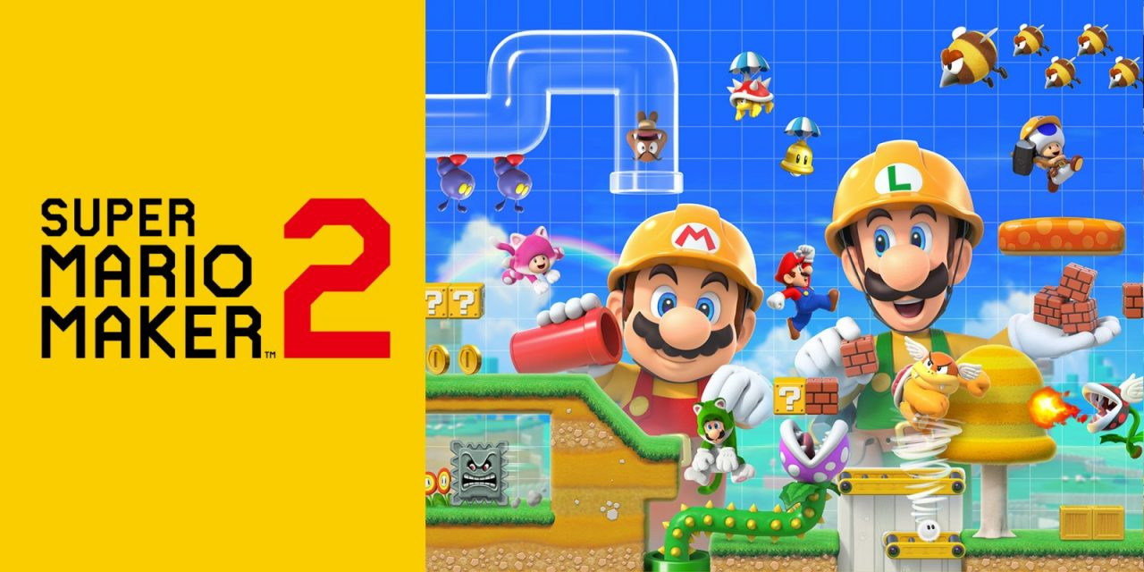 Super Mario Maker 2 Review - Game On AUS