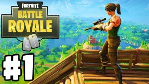Lamotte's Review: Fornite Battle Royale