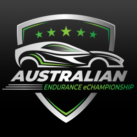 The Australian Endurance eChampionship Logo