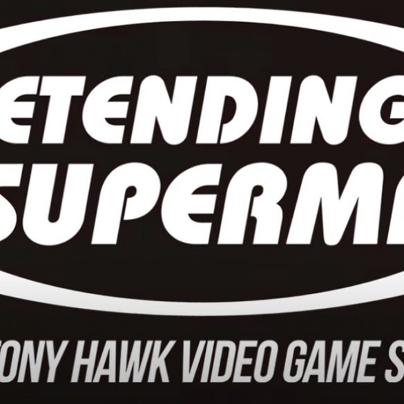 Pretending I'm A Superman, the video game
