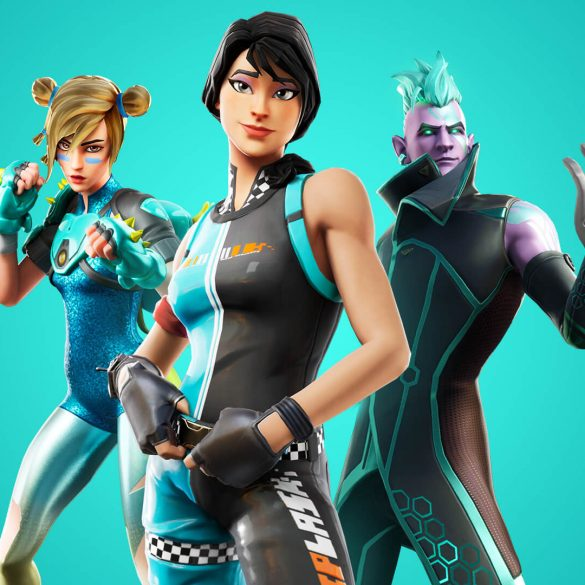 Fornite characters