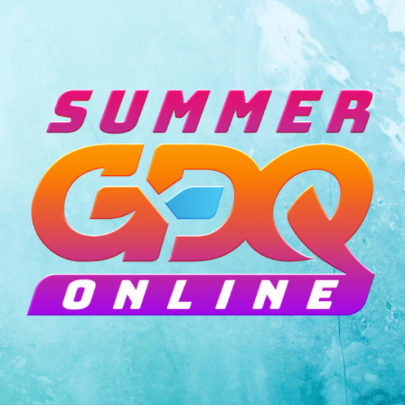 Summer Games Done Quick 2020 Logo