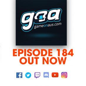 Game On Australia episode 184. Game On!