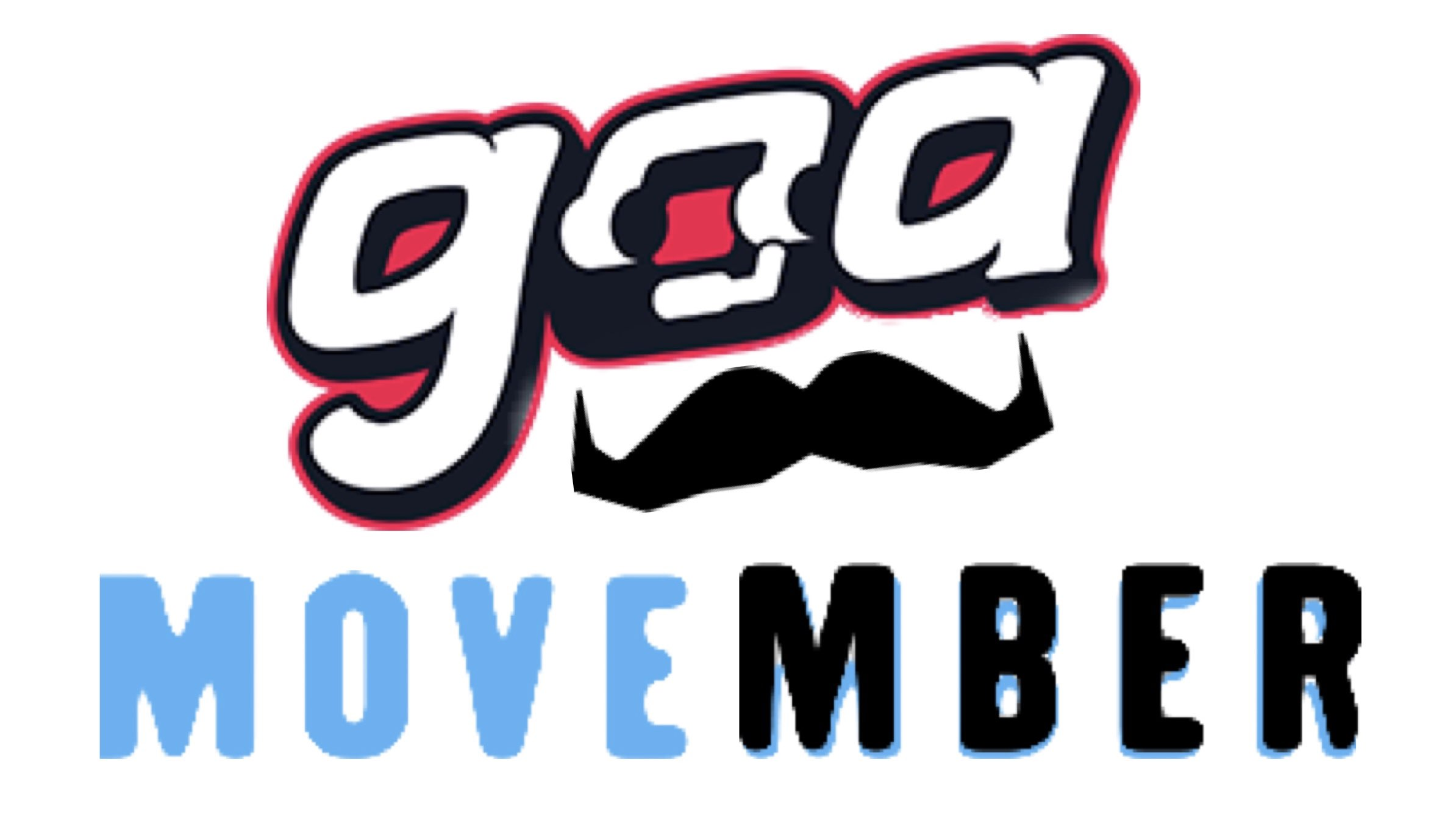 GOA Movember 2020 Logo