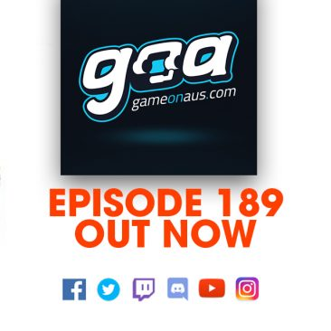 Game On AUS episode 189