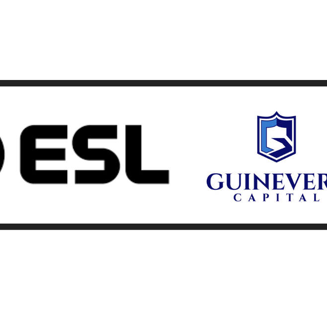 ESL and Guinevere Capital Oceanic League of Legends