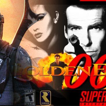 The Mandalorian would make an epic Goldeneye 007