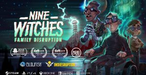 Nine Witches: Family Disruption Review