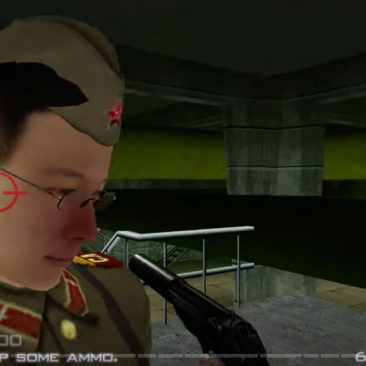 Goldeneye remake done and dusted