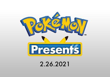 Pokemon Presents 26th February 2021