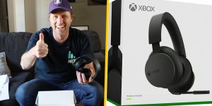 We Go Head To Head(Set) With XBOX's New Wireless Wonder