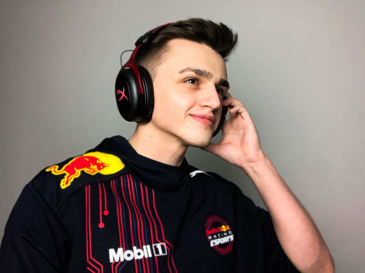 HyperX Red Bull Racing Esports Team