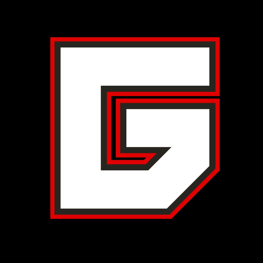 GOA Community Streamer Gammah's stylised G logo