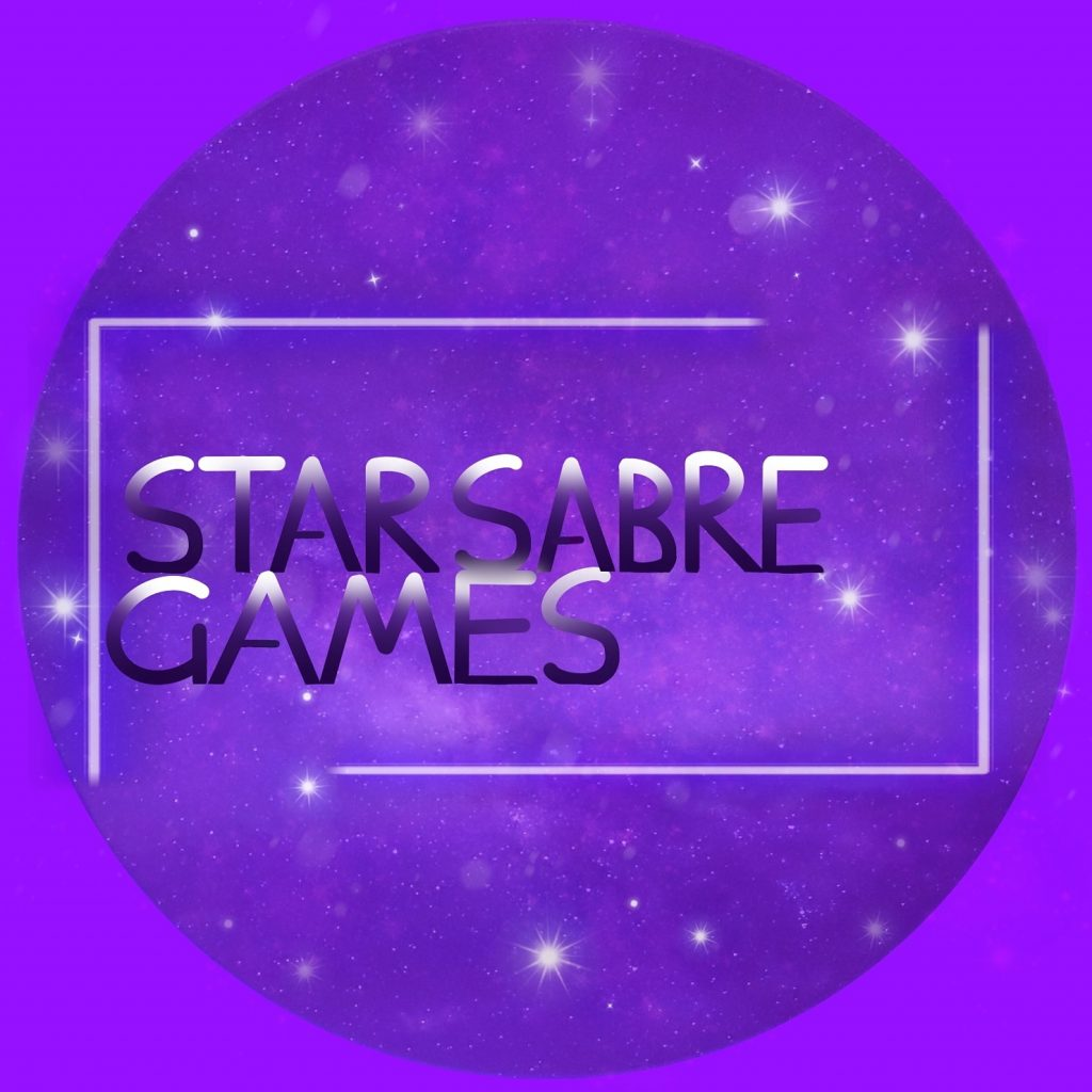 GOA Community Streamer Star Sabre Games' logo