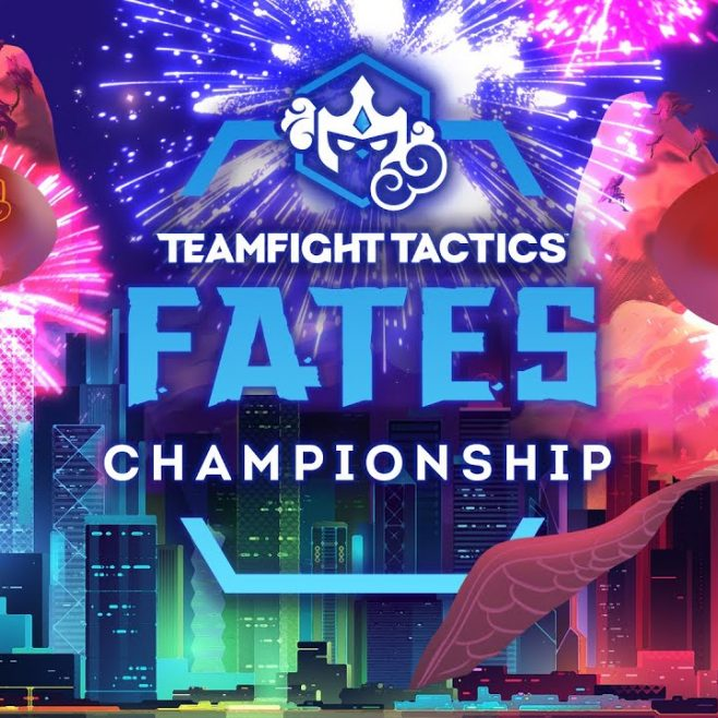 TFT Teamfight Tactics fates championships