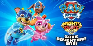 Paw Patrol Mighty Pups: Save The World Review