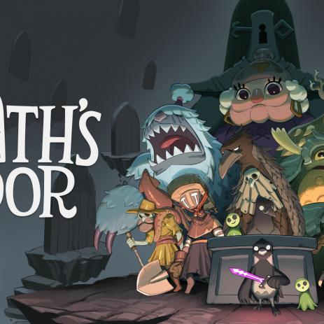 Death's Door Key Art