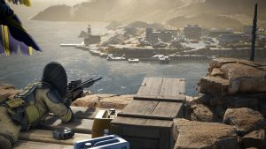 Sniper Ghost Warrior Contracts 2: Adjusting for range