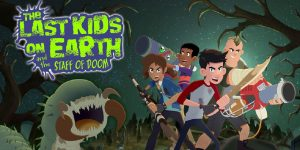 The Last Kids on Earth and the Staff of Doom Review