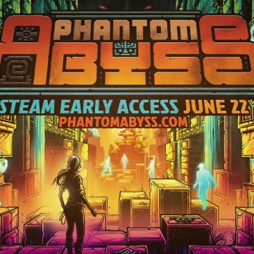 Phantom Abyss Title Screen