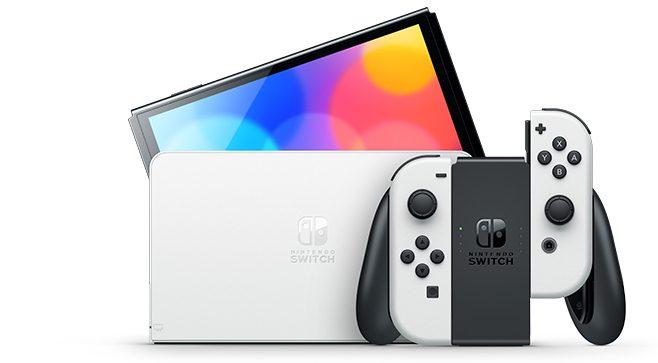 New Nintendo Switch (OLED Model)